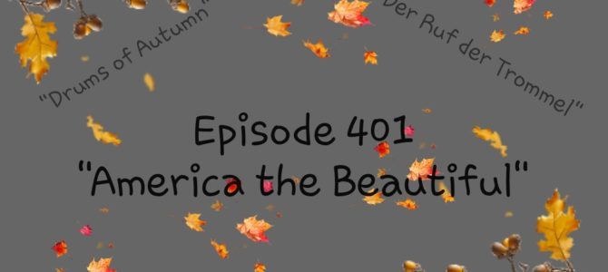 Review 401: America the Beautiful (Die neue Welt)