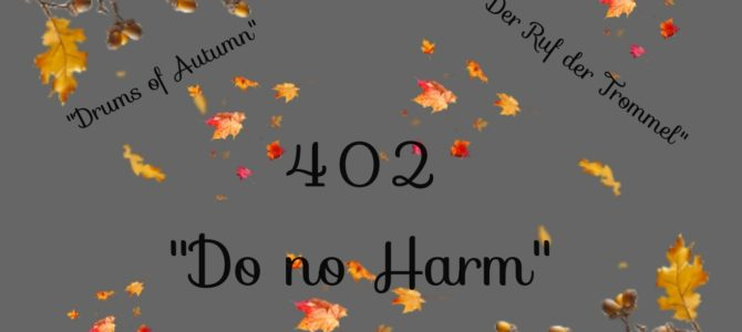 Review 402: Do no Harm (Versklavt)